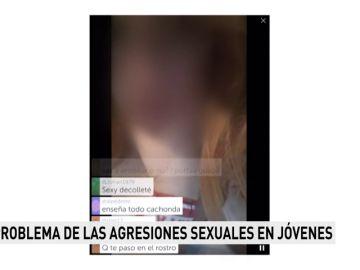El problema de las agresiones sexual en jóvenes