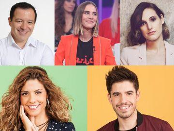 Los miembros del jurado de RTVE
