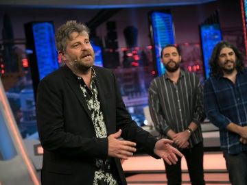 Raúl Cimas se sincera en 'El Hormiguero 3.0' con un emotivo mensaje sobre su infancia