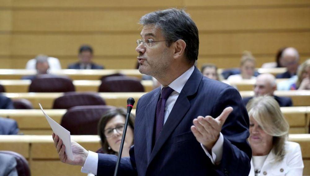 Imagen de archivo de Rafael Catalá en el Senado