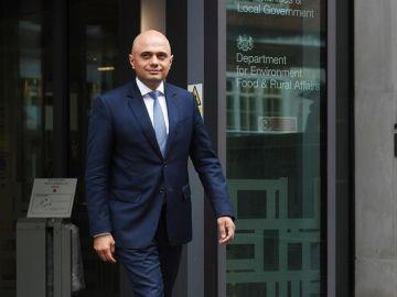 El recién nombrado ministro del Interior de Reino Unido, Sajid Javid