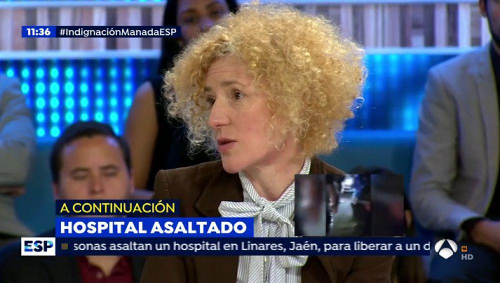 """Jana Leo, violada en su propia casa: """"Una de las posibilidades de la víctima de 'La Manada era la muerte'"""