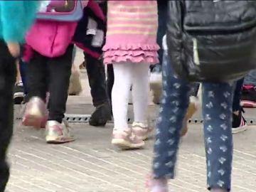 Uno de cada tres niños afirma que en su clase existe acoso escolar, según un estudio