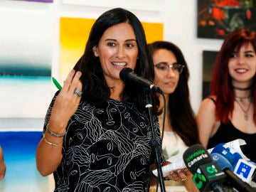La exdiputada de Coalición Canaria Dulce Xerach