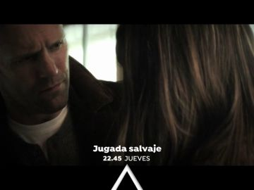 Jason Statham protagoniza 'Jugada Salvaje'