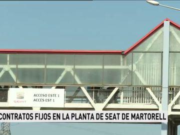 Seat contratará a 250 trabajadores por el aumento de producción en la fábrica de Martorell