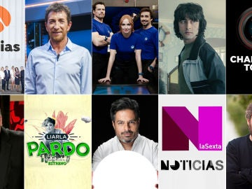 Audiencias abril 2018