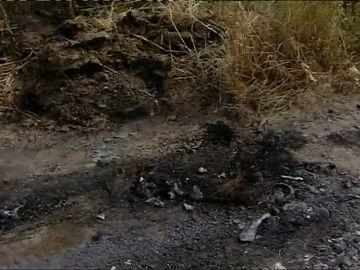 Hallan el cadáver del hombre cuyo coche encontraron calcinado en Málaga
