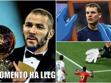 Los mejores 'memes' del Madrid-Bayern