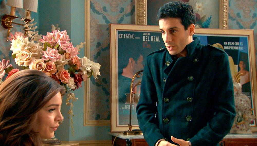 Ignacio decide volver a ser el de siempre con María