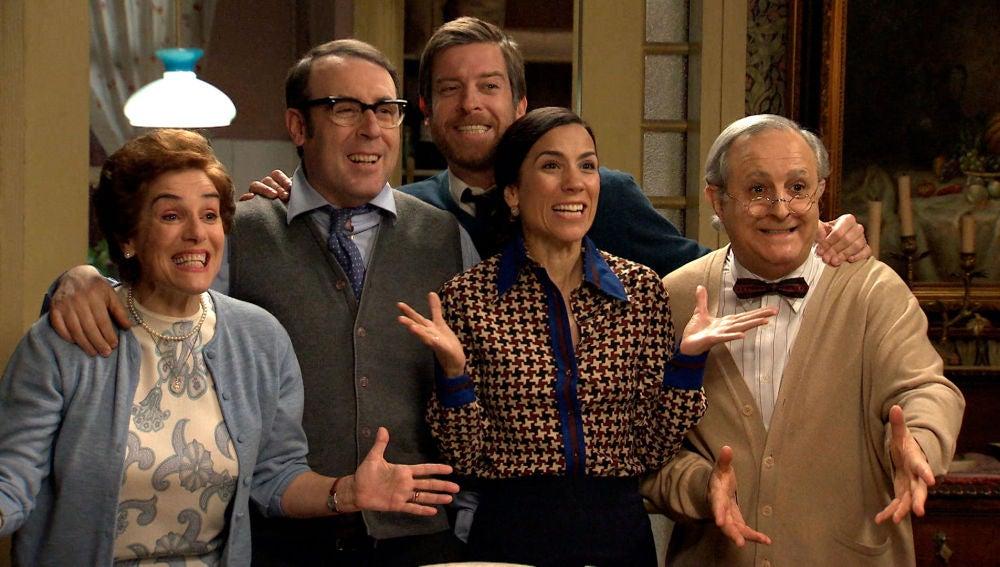 Benigna organiza una fiesta sorpresa
