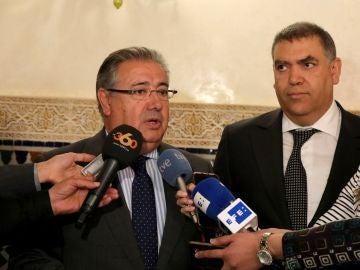 El ministro español de Interior, Juan Ignacio Zoido