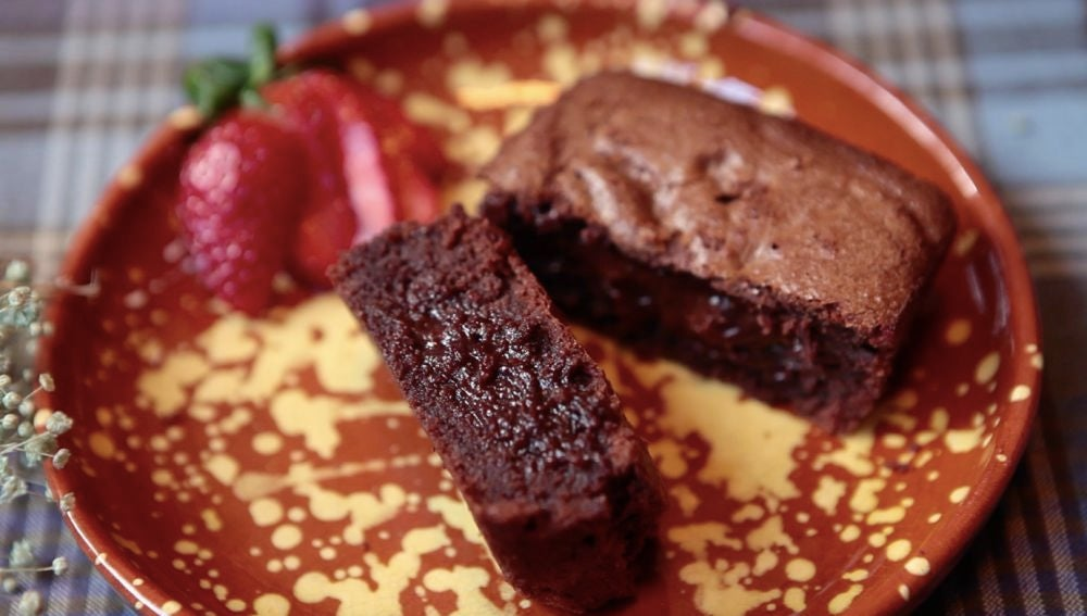 Brownie a la Thermomix