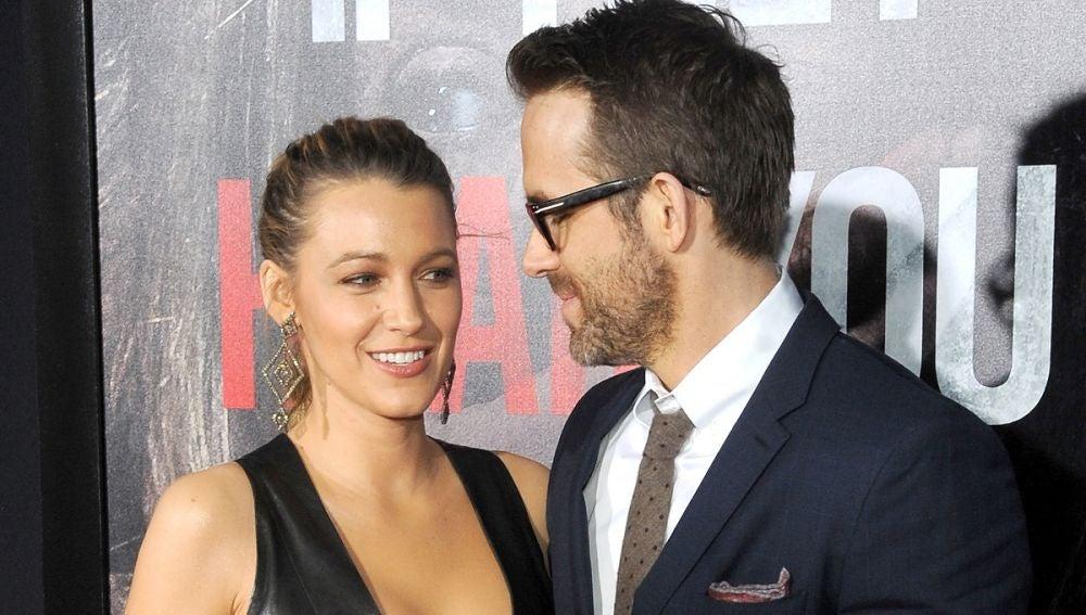 Blake Lively y Ryan Reynolds en su última aparición juntos