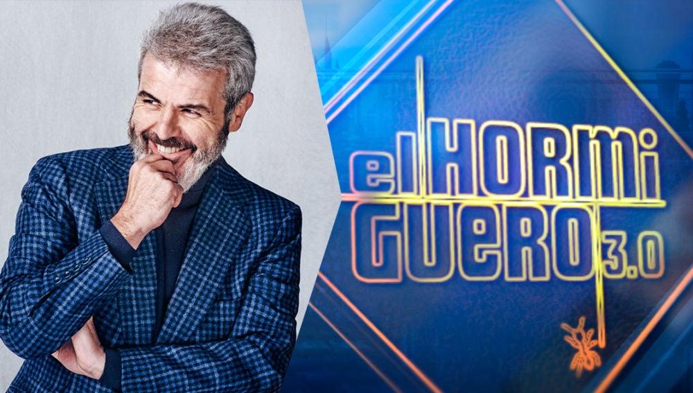Lorenzo Caprile en 'El Hormiguero 3.0'
