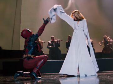 Deadpool con Céline Dion, el sueño de los canadienses