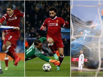 El camino del Liverpool hasta la final de Kiev
