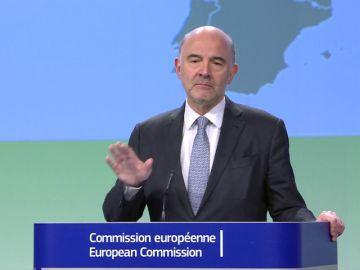 Bruselas mejora la previsión de crecimiento para España, pero empeora la de déficit