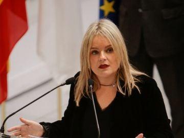 La presidenta de la Fundación de Víctimas del Terrorismo, Mari Mar Blanco