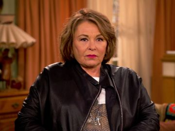 """Roseanne Barr: """"Solo le dimos al botón y sucedió"""""""