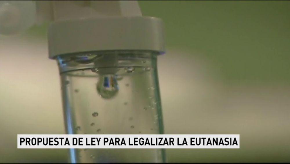 Propuesta de ley para legalizar la eutanasia