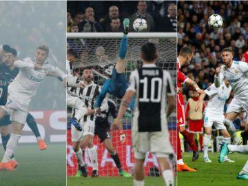 Partidos del Real Madrid ante PSG, Juventus y Bayern