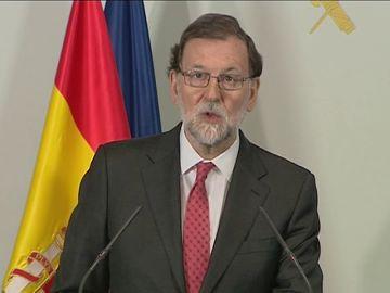 """Rajoy, sobre el fin de ETA: """"Hagan lo que hagan, digan lo que digan, nada cambiará"""""""