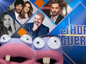 Lorenzo Caprile, David Bisbal, Malú, Alessandra Ambrosio y Andrés Velencoso visitarán 'El Hormiguero 3.0' la pr´
