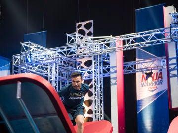 'Ninja Warrior' encara su recta final con las excelentes actuaciones de Purito Rodríguez y José Antonio Hermida