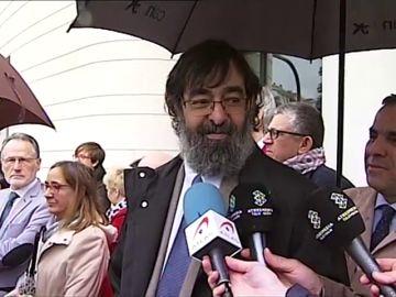 """Primeras declaraciones de el juez de """"La Manada"""" tras la polémica de su voto particular"""