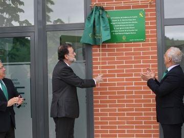 Rajoy inaugura el Polígono de Experiencias de Fuerzas Especiales de Guardia Civil