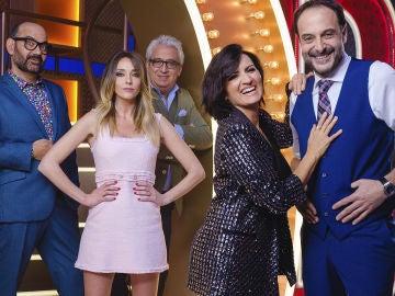 Descubre en exclusiva lo que te espera en 'La noche de Rober' a partir de este viernes en Antena 3