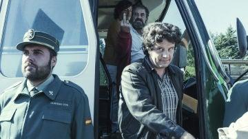 Laureano Oubiña, los Charlines y el resto de narcotraficantes llegan al juicio en Madrid