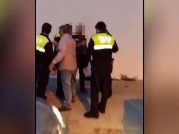 El capitán de la Guardia Civil que quería conducir borracho ha sido cesado de sus funciones