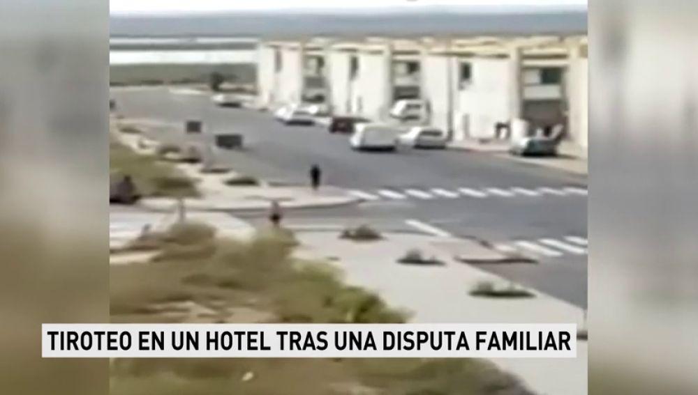 Se investiga un tiroteo en Huelva