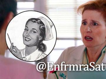 """""""1, 2, probando, probando…😗🎤 """", por Enfermera Saturada"""