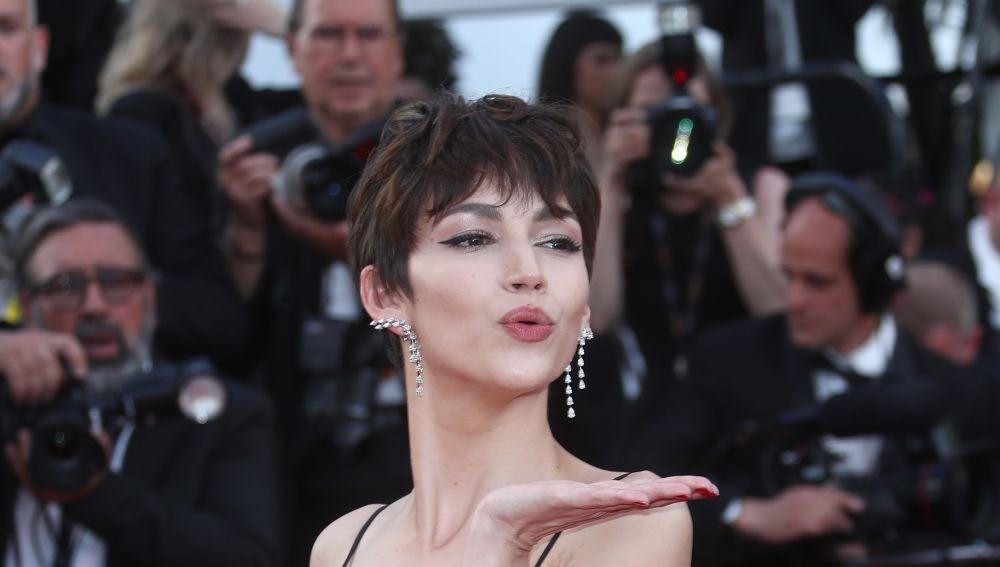 Úrsula Corberó en el Festival de Cannes