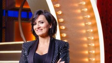 Silvia Abril, copresentadora de 'La noche de Rober'