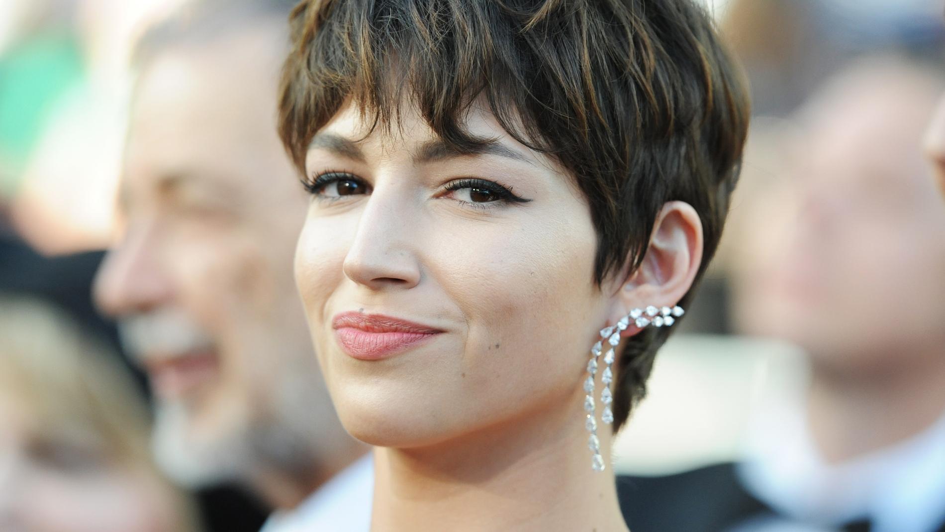 Úrsula Corberó en la alfombra roja del Festival de Cannes