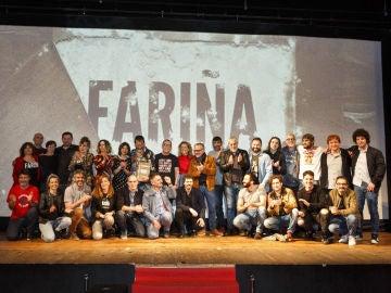Los protagonistas de 'Fariña' se reúnen para ver junto el último capítulo