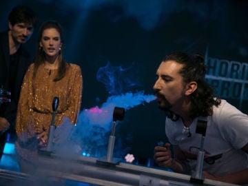 Marron trae a 'El Hormiguero 3.0' una máquina invisibilizadora
