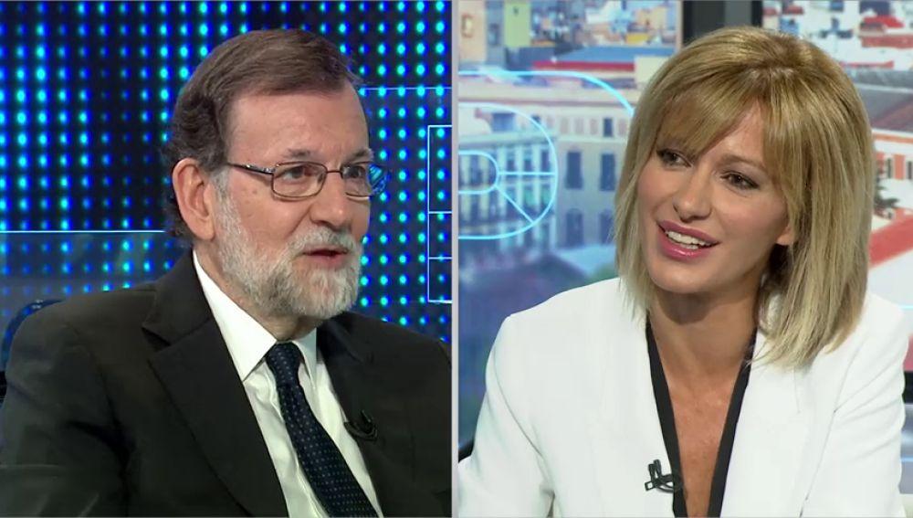 """Rajoy. """"Estoy a disposición de mi partido"""""""