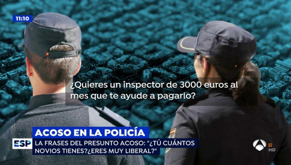 """Las presuntas frases del jefe de la Policía Autonómica de Vigo: """"¿Tú cuántos novios tienes? Porque claro, tú eres una chica muy liberal"""""""