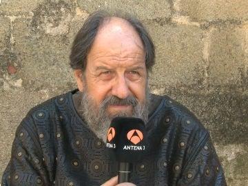 """José María Pou: """"Sahat se convertirá en el protector y maestro de Arnau"""""""