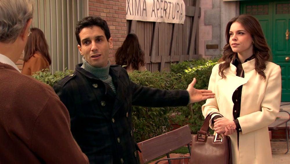 María e Ignacio enfrentados por sus ideales
