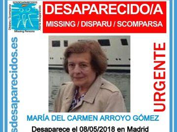 María del Carmen Arroyo