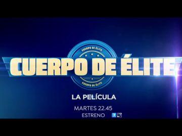 Antena 3 estrena la película 'Cuerpo de Élite'