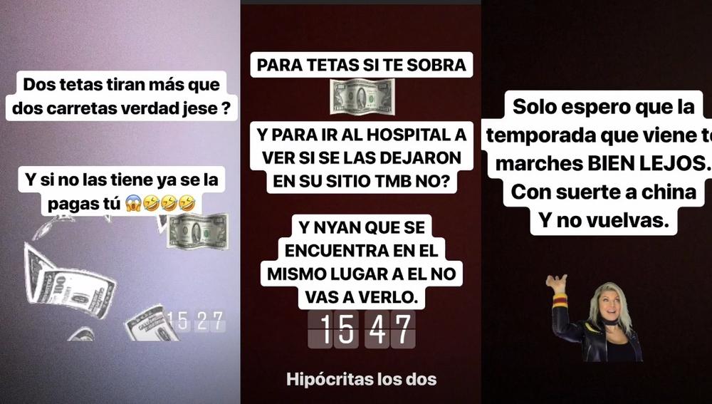Los mensajes de Aurah Ruiz