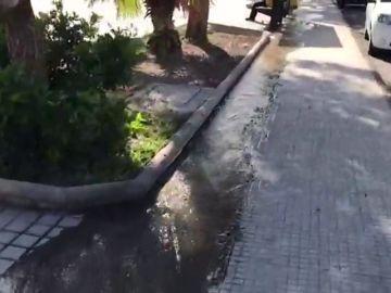 Huelga de limpieza de alcantarillas en Canarias