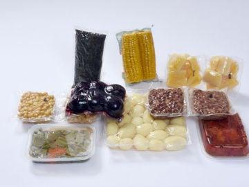 Nuevos envases flexibles que alargan la vida de los alimentos